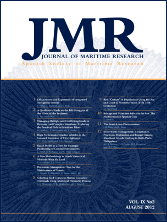 Journal Of Maritime Research